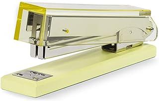 Kate Spade New York Yellow Acrylic Desk Stapler, Colorblock