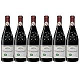 OGIER, REINE JEANNE 2017, appellation chateauneuf du pape, vin rouge, lot de 6 bouteilles