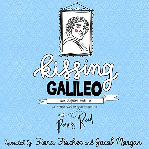 Couverture de Kissing Galileo
