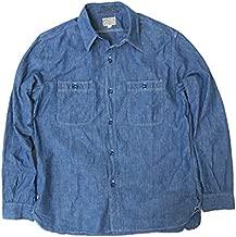 (バズリクソンズ)BUZZ RICKSON'S ミリタリー ワーク シャンブレーシャツ 長袖 BR25995