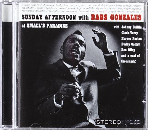Sunday Afternoon at Small's Paradise by Babs Gonzales (2004-11-16)