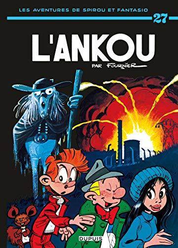 Spirou et Fantasio - Tome 27 - L'Ankou (SPIROU ET FANTASIO (27))