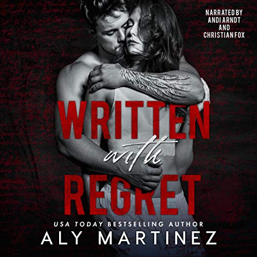 Written with Regret cover art