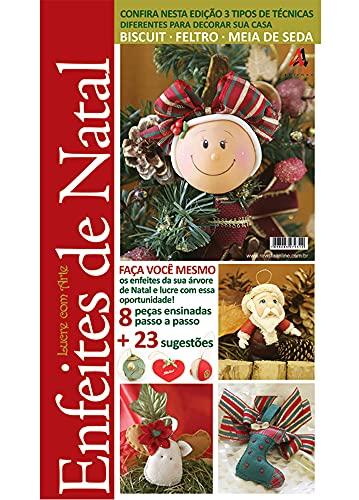 Lucre com Arte Enfeites de Natal: Edição 1