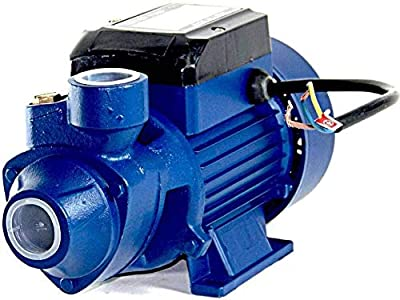 1/2HP Electric Industrial Centrifugal Clear Clean Water Pump Pool Pond Farm New