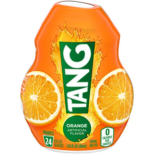 Tang Orange Artificially Flavored Liquid Soft Drink Mix (1.62 fl oz Bottle) -  4300000664