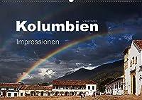 Kolumbien Impressionen (Wandkalender 2022 DIN A2 quer): Die Highlights Kolumbiens in beeindruckenden Bildern. (Monatskalender, 14 Seiten )