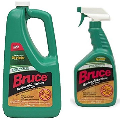 Bruce NoWax Hardwood Laminate Floor Cleaner