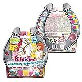 CRAZE Spaßbad Bibi&Tina INKEE Magisches Farbwechselbad BIBI & Tina Duft Badekugel für Kinder 12437, bunt