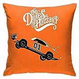 Dukes of Hazzard 69-General Lee-Classic American Cars Pillowcases, Floor Pillowcases, Pillowcases, Sofa Cushions, Cushion Covers, Backrest Covers, Car Cushion Interiors