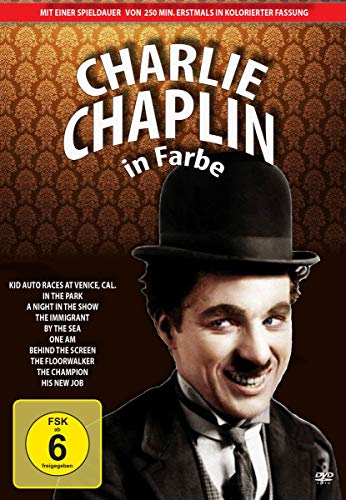 Charlie Chaplin in Farbe - DVD Edition 1 (3 DVDs)