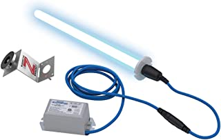Fresh-Aire Blue-Tube UV Low Voltage (24-32V) germicidal UV System with 2 Year UV-C Lamp