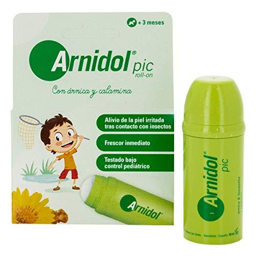 ARNIDOL Pic Roll-On - Indicado para picaduras de mosquito y otros insectos, 30ml