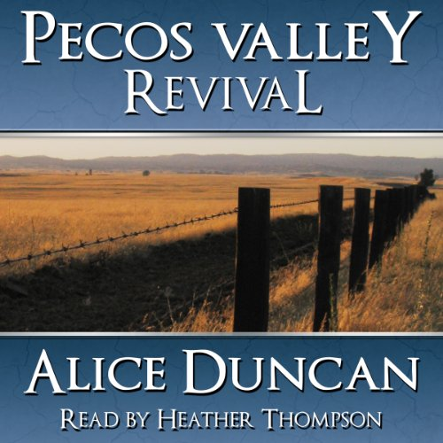 Pecos Valley Revival audiobook cover art