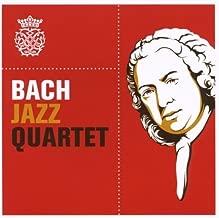 Bach Jazz by Bach Jazz Quartet