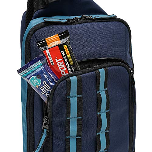 Oakley Men's Utility Sling Pack, Foggy Blue, One Size