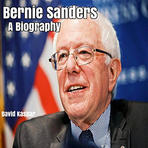 Bernie Sanders audiobook cover art