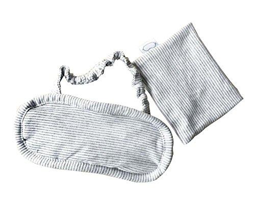 Ausgestattet mit Ice Packs Schlafbrillen, beste Schlafmaske, elegante Nachtmaske