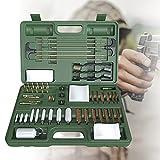 ZPCSAWA Large Gun Cleaning Kit Weapon Care Accessories y Gun Cleaning Weapon Care Cleaning Kit