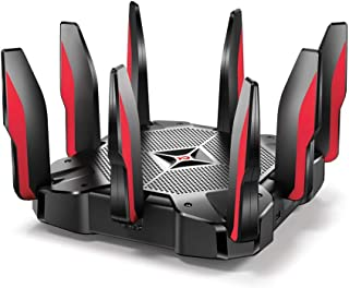 Tplink GAMING Router AC5400 MU-MIMO Tri-Band Archer C5400X