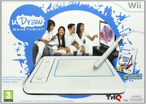uDraw Gametablet Wii