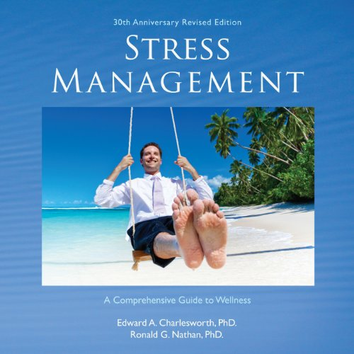 Stress Management: A Comprehensive Guide to Wellness cover art