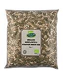 Organic Sunflower & Pumpkin Seeds Mix 1kg by Hatton Hill Organic