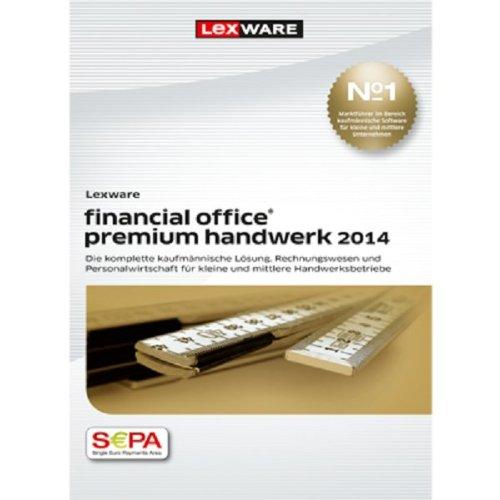 Lexware Financial Office Premium Handwerk 2014 (Version 14.00) [Download]