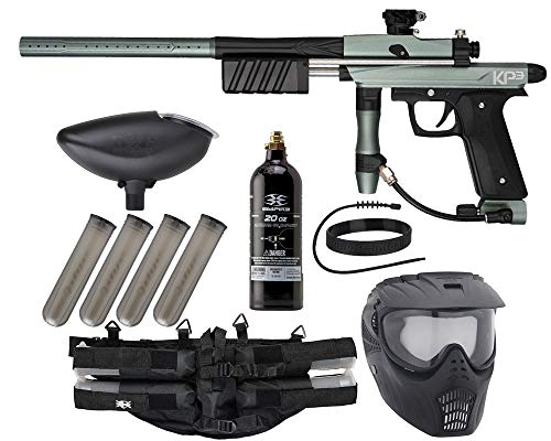 Action Village Azodin Epic Paintball Gun Package Kit (KP3)...