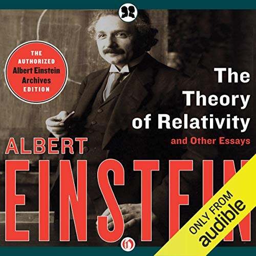 Theory of Relativity audiobook cover art