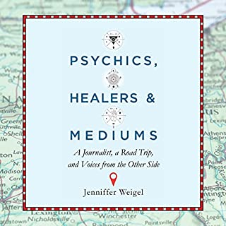 Psychics, Healers, and Mediums cover art