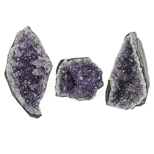 Mineral Import Drusa Amatista Base Cortada (Pack 1Kg)