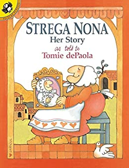 Strega Nona, Her Story (Picture Puffin Books) by [Tomie dePaola]