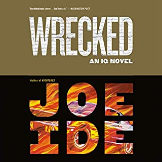 Wrecked cover art