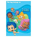 Bubble Guppies Treat Bags, 8 Pieces, Made from Plastic, Party, 9' x 6 1/2' by Amscan