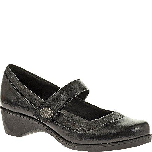 Soft Style Kaloni Women 7.5 Black Vitello