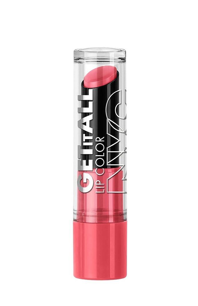 機転ロシア電気のNYC Get It All Lip Color TerrifiCORAL (並行輸入品)