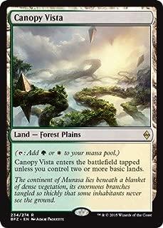 Magic: The Gathering - Canopy Vista (234/274) - Battle for Zendikar