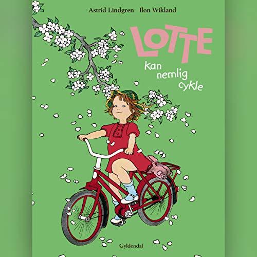 Lotte kan nemlig cykle Titelbild