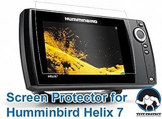 Tuff Protect Anti-Glare Screen Protectors for Humminbird Helix 7 Fish Finder