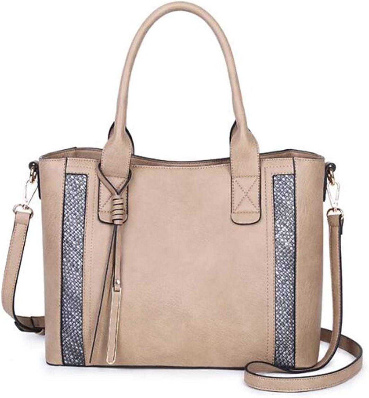 Huasen Evening Bag South Korean Soft Pu Shoulder Slant Across Handbag for Women Party Handbag