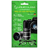 Liquid Glass Lens Protector Scratch Resistant Coating for All Camera Lenses Smartphone Cameras Eyeglasses and Sunglasses - Universal