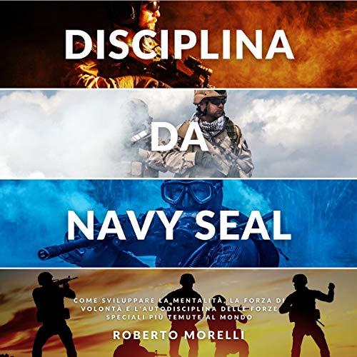 Disciplina da Navy Seal copertina