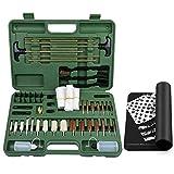 Best Handgun Cleaning Kits - Universal Gun Cleaning Kit Pistol Handgun Shotgun Rifle Review