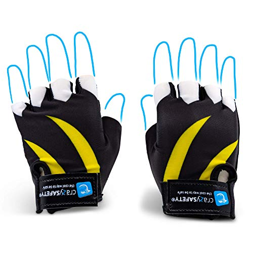 Bicycle Gloves for kids (Pantera Negra)