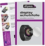 dipos I 6X Schutzfolie klar kompatibel mit Umidigi Uwatch Folie Displayschutzfolie
