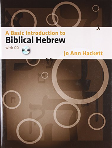 A Basic Introduction to Biblical Hebrew (English and...