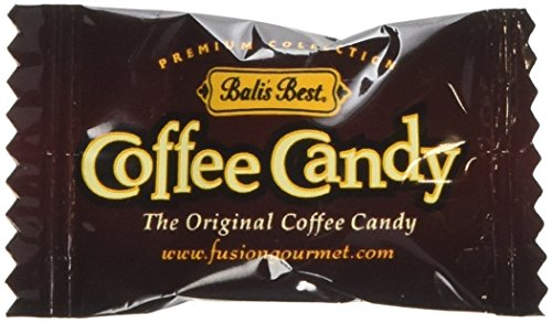 Bali's Best Coffee Candy - Bulk 2.2 Lb Bag