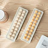 Poeland Small Ice Cube Tray 2 Pack, Ice Ball Silicone Molds for Cocktails & Whiskey - Reusable & BPA Free