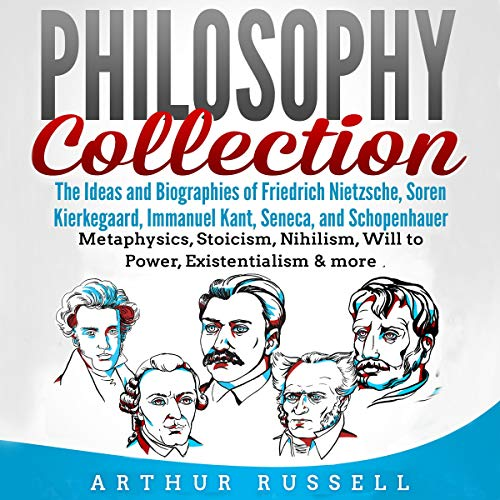 Philosophy Collection audiobook cover art